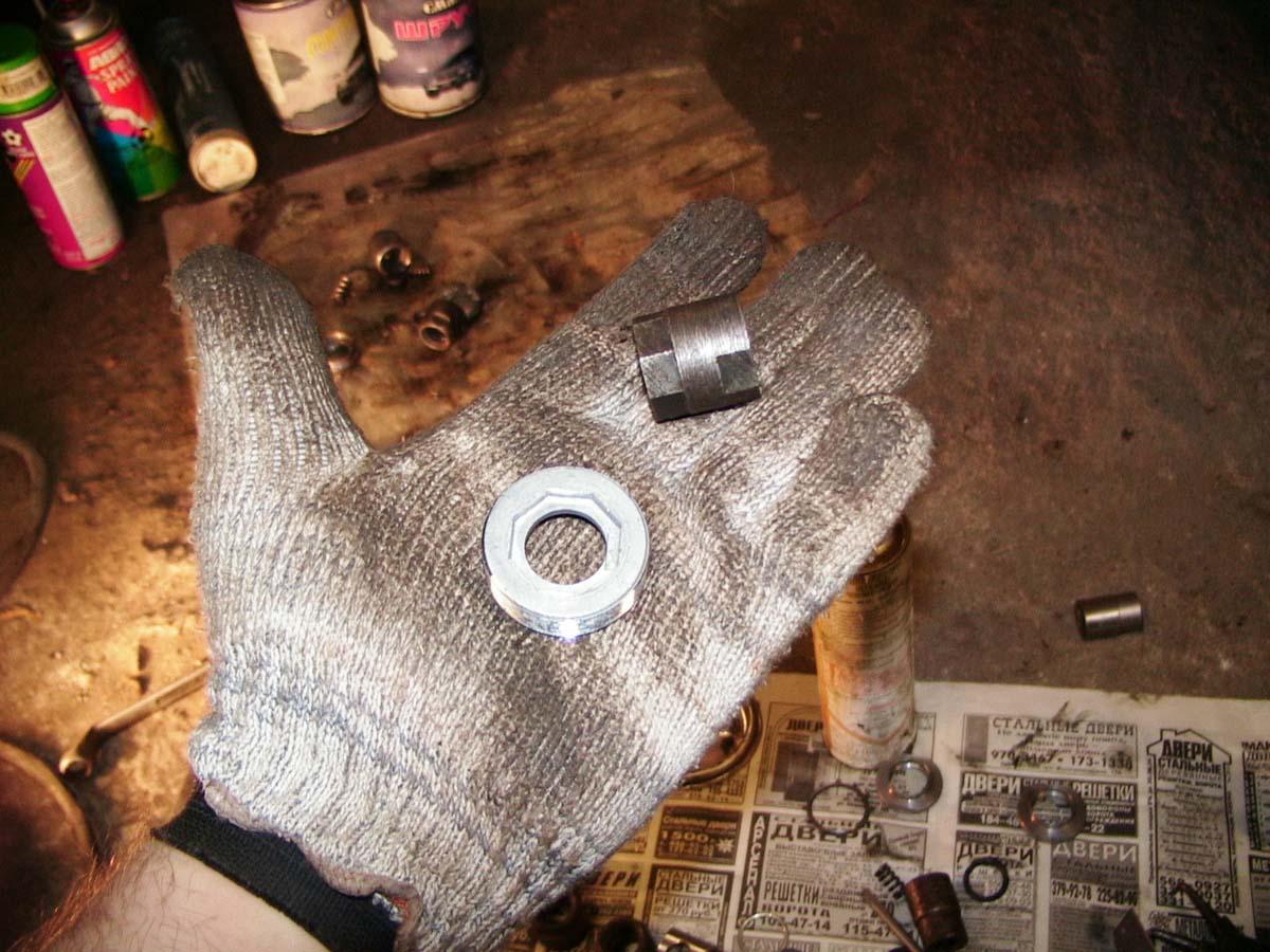 Ремонт рулевой рейки своими руками ока ваз 11113